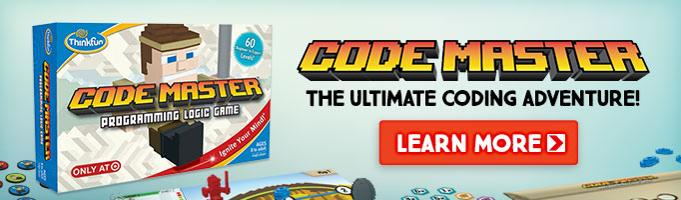 Code Master - The Ultimate Coding Adventure!