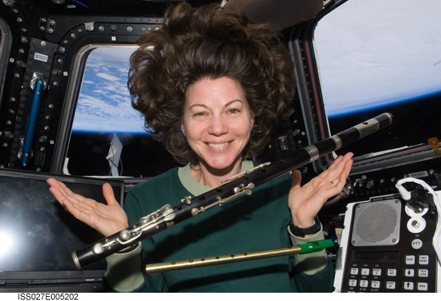 Music in Space