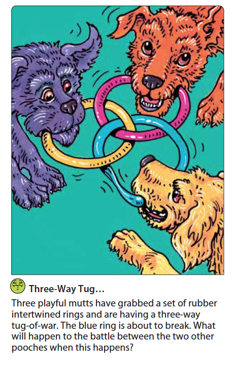Three-Way Tug