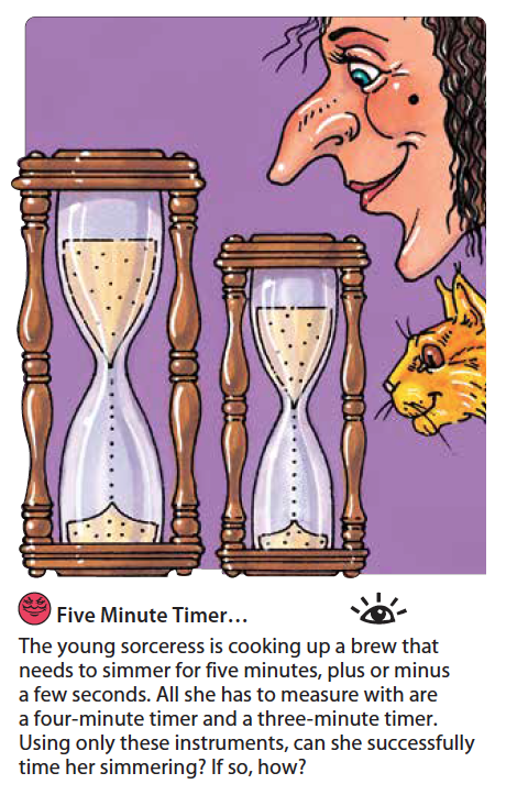 Five Minute Timer