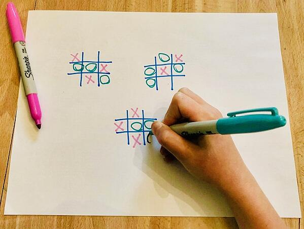 Changing the Game - Tic Tac Toe