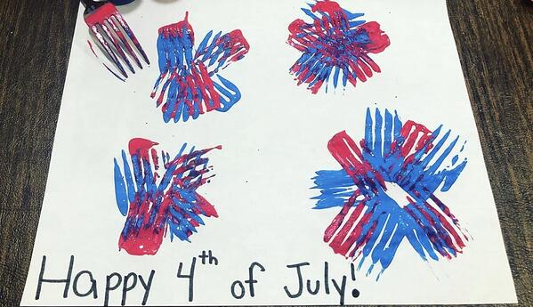 Fork - Fourth of July