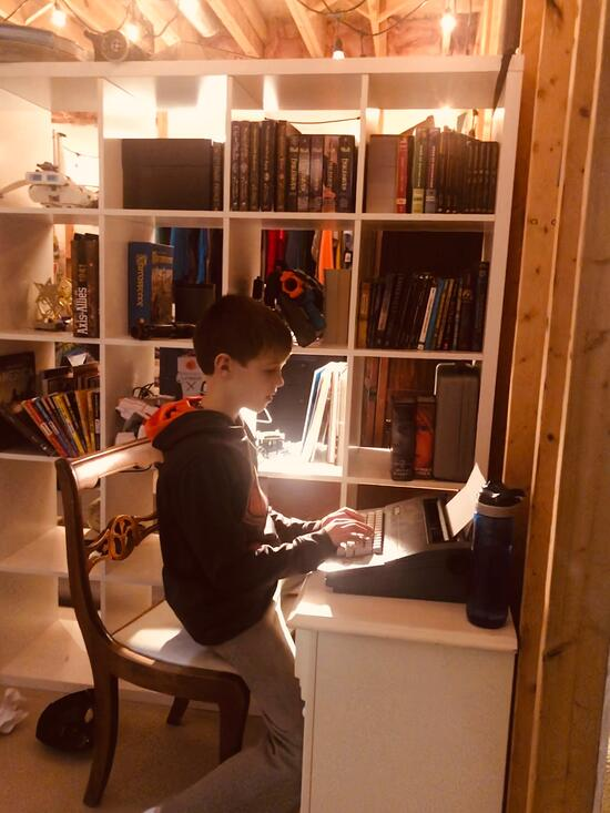 Magical Power of Stories - BasementTyping