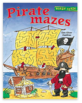 Pirate Play - Pirate Mazes