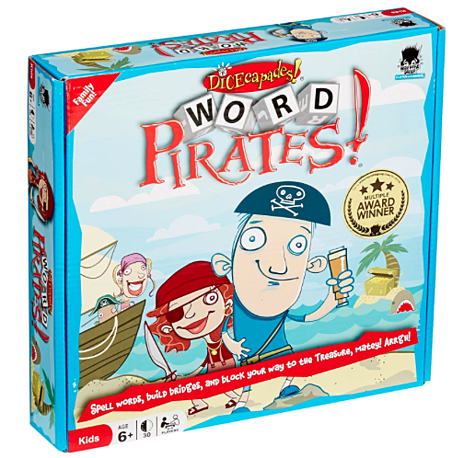 Pirate Play - Word Pirates
