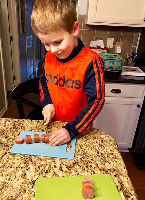 STEM - Cooking in the Kitchen