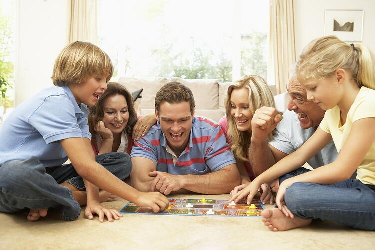 how to make the most of family game night