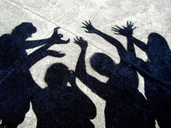 Ten Inexpensive STEAM Holiday Fun Ideas for Families - Shadow Puppets