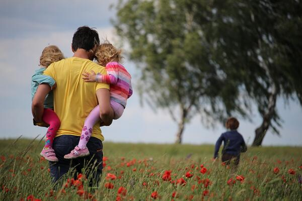 The Importance of Dad in Playtime