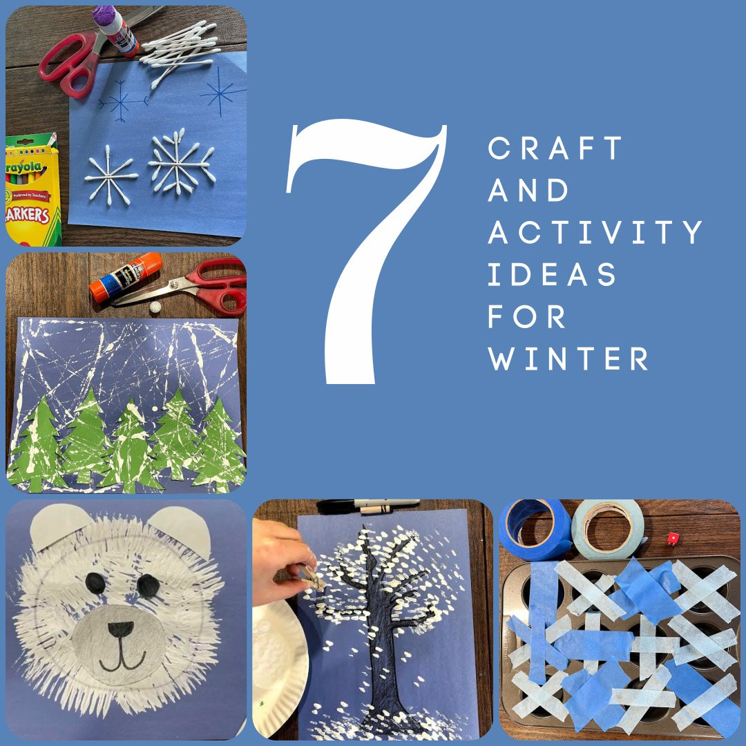 Get Inspired This Season With These 7 Craft and Activity Ideas for Winter