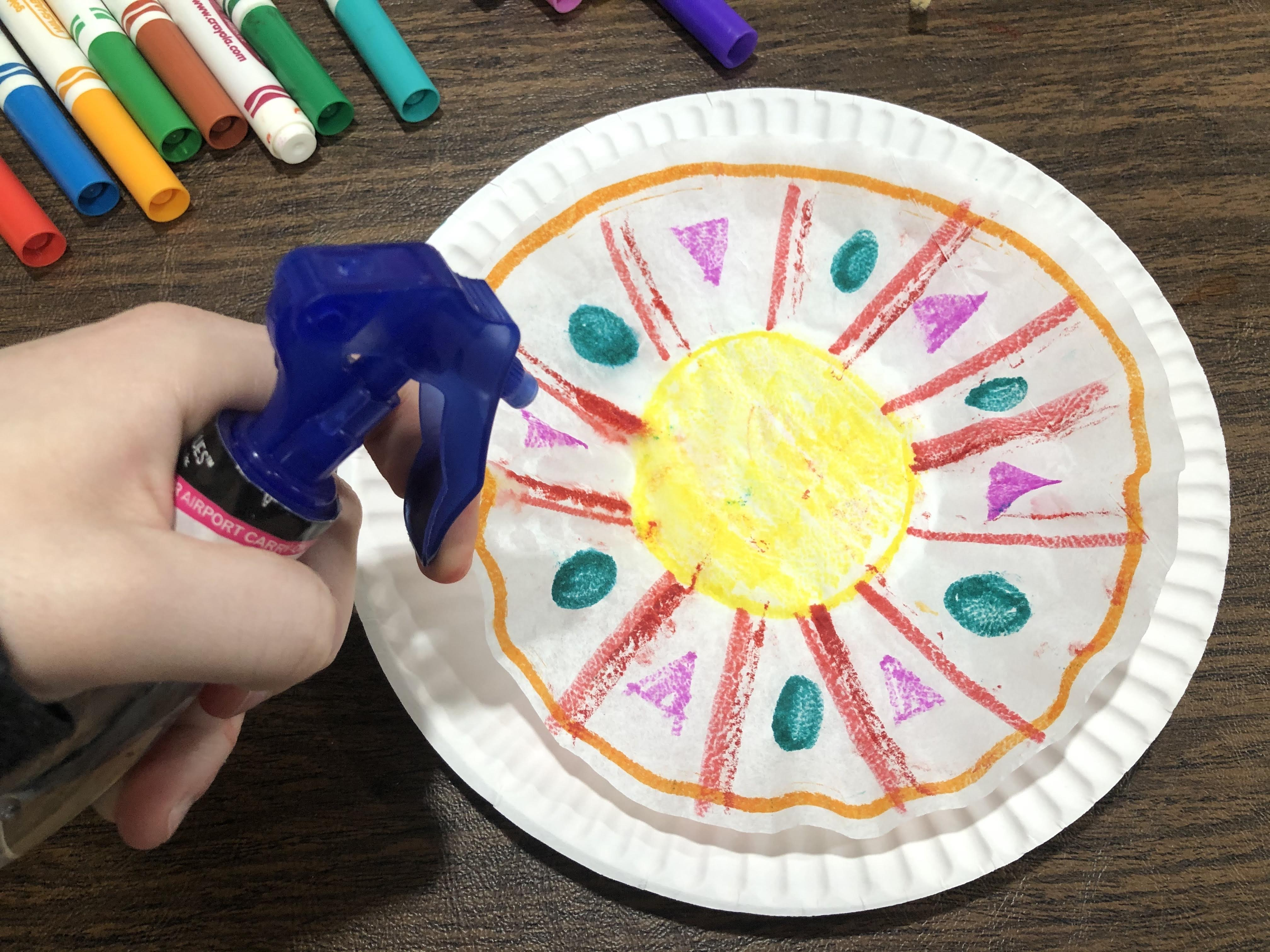 Simple Craft Ideas Using Household Items (Part I)