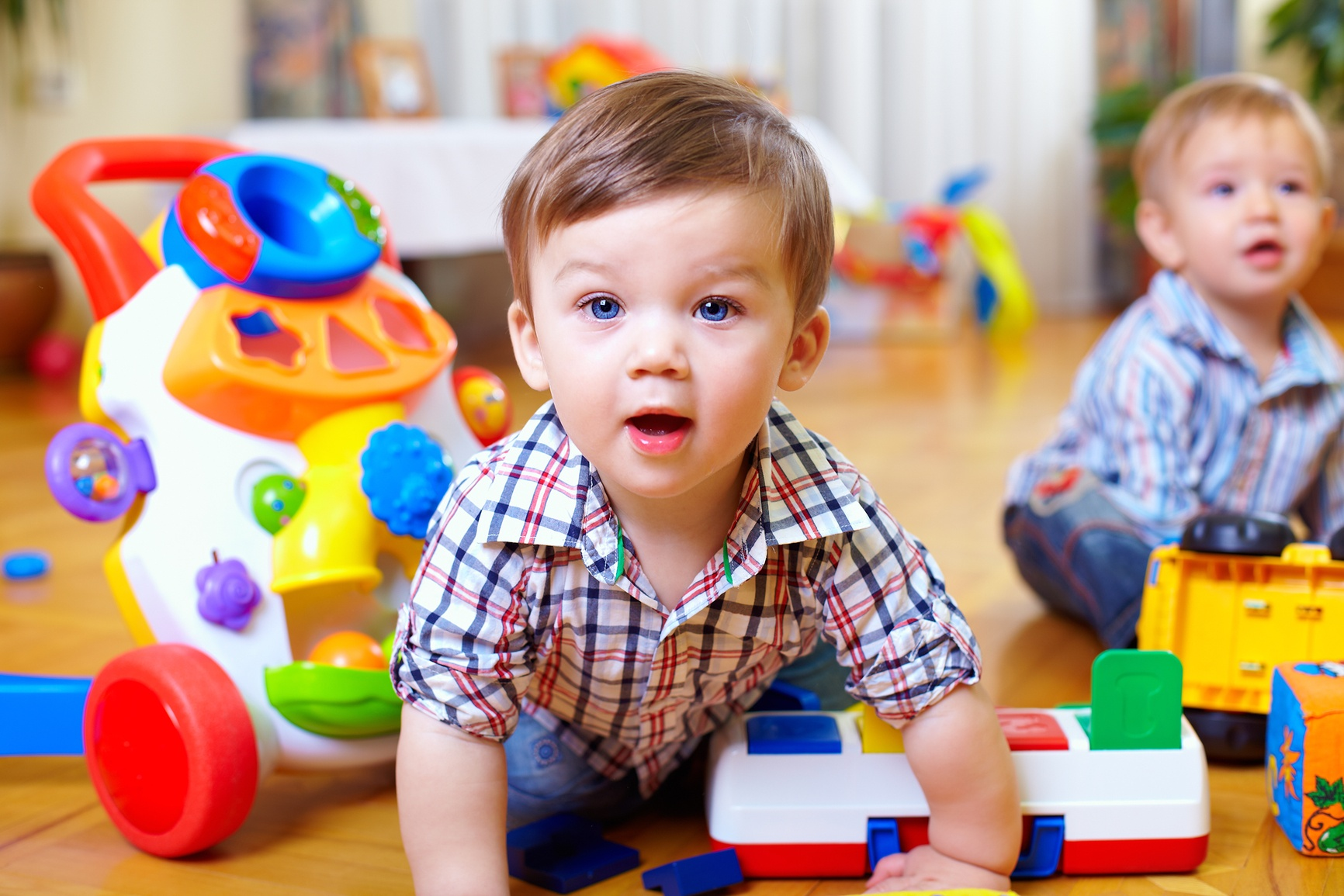 The Benefits of Toddler Games in Early Childhood Education