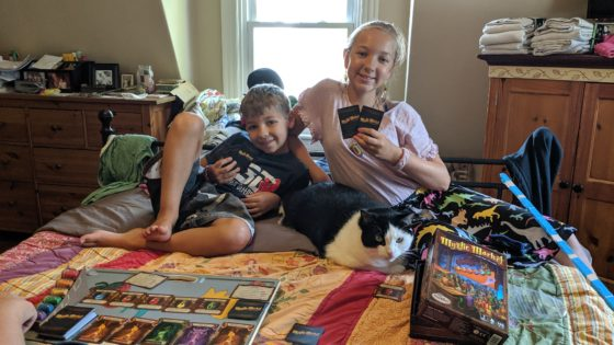 A Pandemic Silver Lining: Finding Gameschooling
